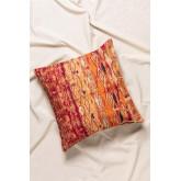 Square Cotton Cushion (45x45 cm) Indira, thumbnail image 1