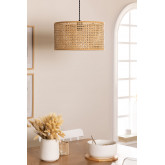 Ceiling Lamp in Rattan Se, thumbnail image 1