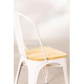 Wooden Matte LIX Chair, thumbnail image 3