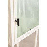 Vertal Metal and Glass Receiving Cabinet, thumbnail image 6