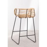 High Stool in Hasse Rattan, thumbnail image 3