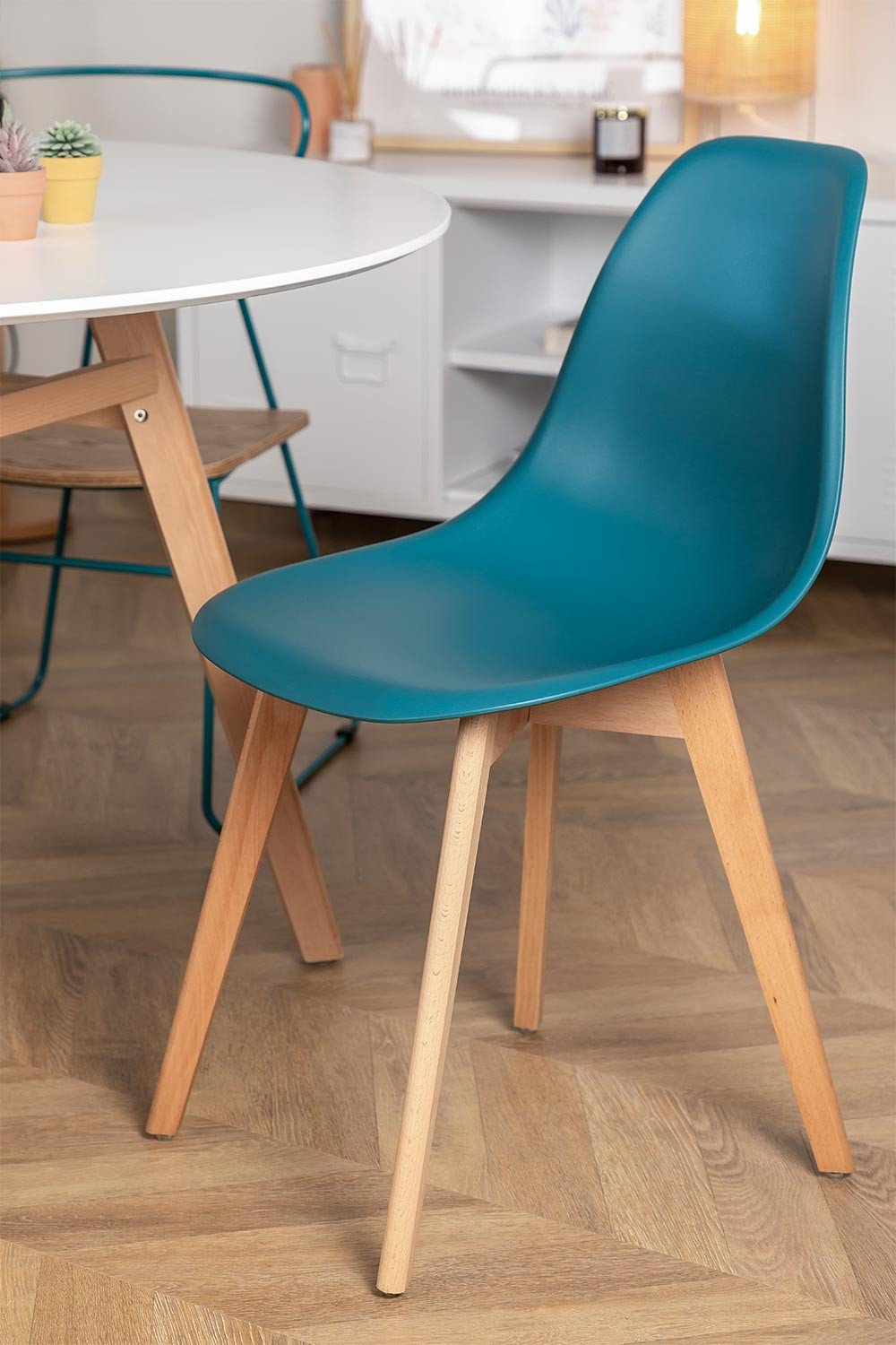 Nordic Brich Scand Chair, gallery image 1
