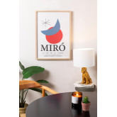 Decorative Sheet (50x70 cm) Miro, thumbnail image 1