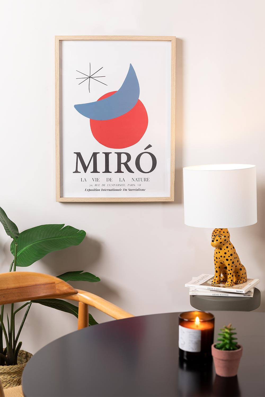 Decorative Sheet (50x70 cm) Miro, gallery image 1