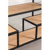 Recycled Wooden Shelving Vormir , thumbnail image 5
