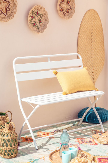 Outdoor Foldable Bench Janti