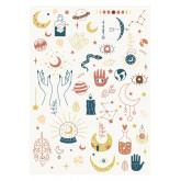 Decorative Sheet (50x70 cm) Zen, thumbnail image 2