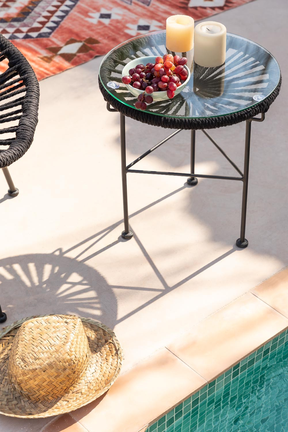 Acapulco Rope Table, gallery image 1