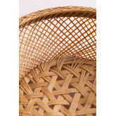 Pack of 4 Decorative Plates in Murwa Bamboo, thumbnail image 5
