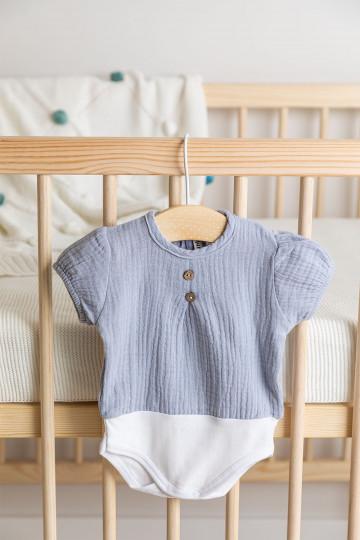 Tribi Cotton Body Shirt