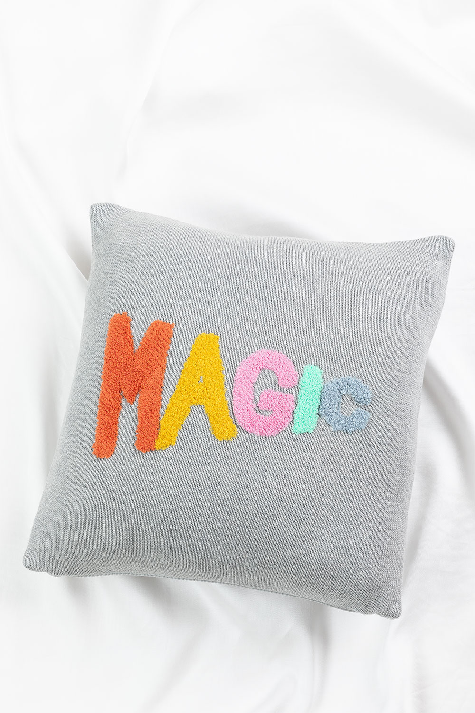 Joy Kids Cotton Cushion, gallery image 1