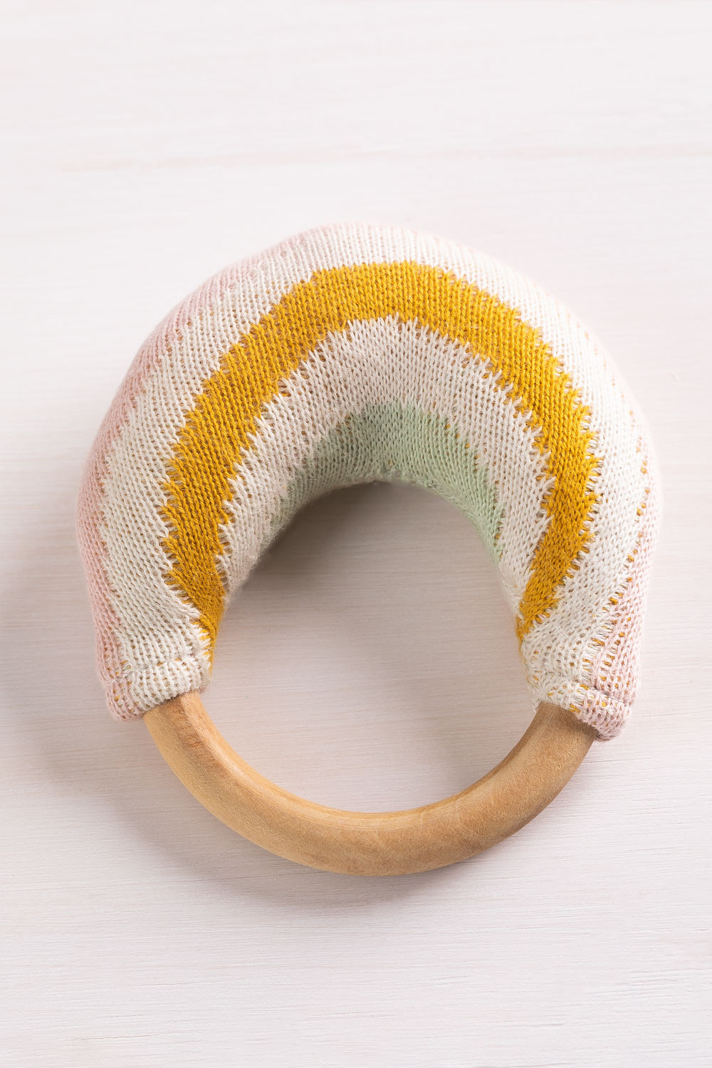 Enfis Kids Cotton Rattle, gallery image 1