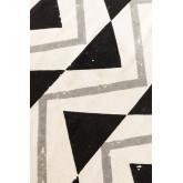 Square Barry Cotton Floor Cushion, thumbnail image 4