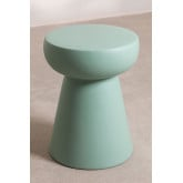 Round Side Table in Ceramic Karus, thumbnail image 1