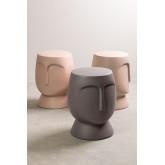 Otam Ceramic Round Side Table, thumbnail image 6