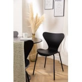 Uit Colors Style Dining Chair, thumbnail image 1