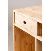 Wooden Storage Desk Arlan, thumbnail image 6