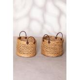 Set of 2 Baskets Izmir , thumbnail image 2