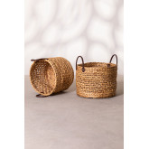 Set of 2 Baskets Izmir , thumbnail image 3
