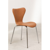 Uit Leatherette Dining Chair, thumbnail image 2