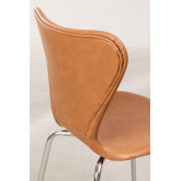 Uit Leatherette Dining Chair, thumbnail image 6