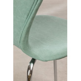 Upholstered Dining Chair Uit , thumbnail image 5