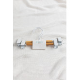 Set of 2 Hangers with Clip Corin Kids, thumbnail image 2