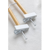 Set of 2 Hangers with Clip Corin Kids, thumbnail image 5