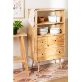 Wooden Cupboard Arlan, thumbnail image 1