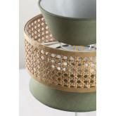 Table Lamp in Rattan Yereh, thumbnail image 3