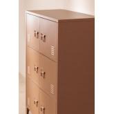 Metal 6-Door Locker Drawer Pohpli , thumbnail image 2