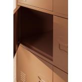 Metal 6-Door Locker Drawer Pohpli , thumbnail image 4