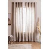 Linen Curtain (140x260 cm) Widni, thumbnail image 1