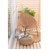 Synthetic Wicker Armchair Acapulco , thumbnail image 1