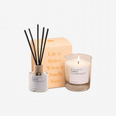 Aromatic Candles and Mikados
