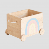 Toy organisers and storage