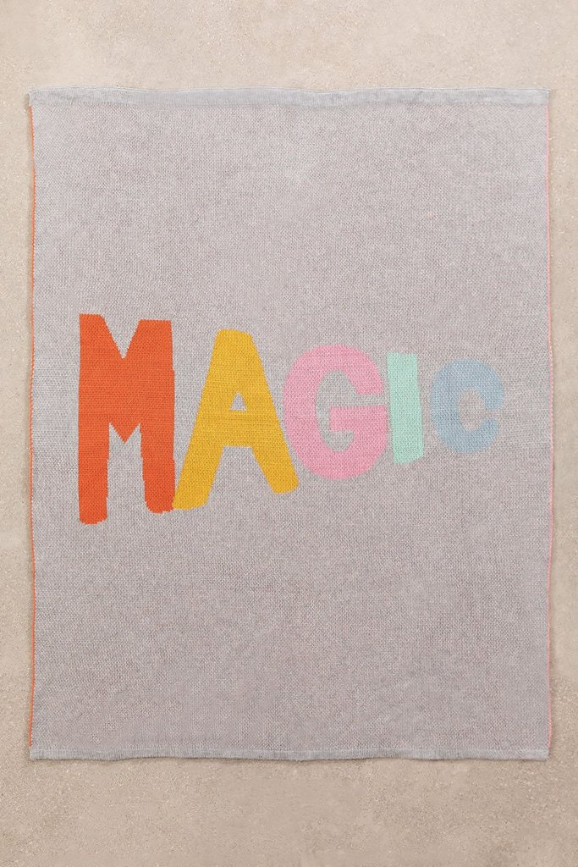 Joy Kids Cotton Blanket, gallery image 1
