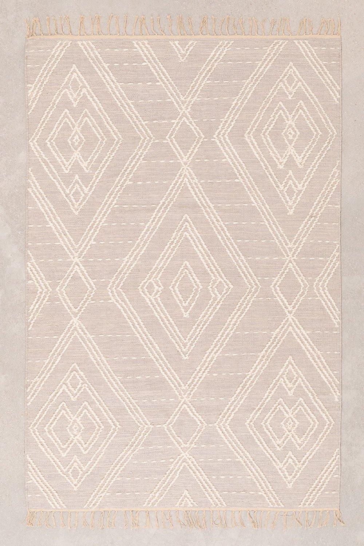 Cotton Rug (180x119 cm) Llides, gallery image 1