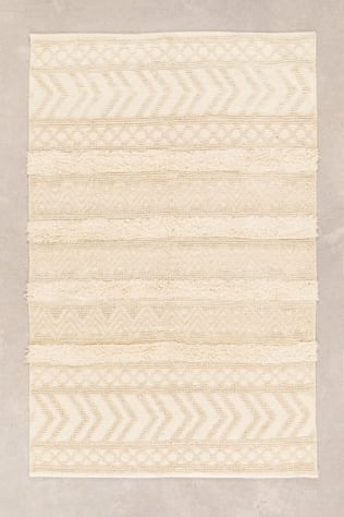 Wool and Cotton Rug (255x164 cm) Lissi