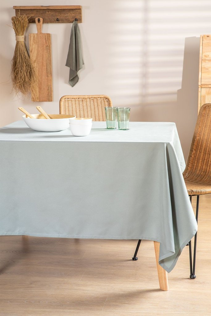 Smooth tablecloth (150 x 250 cm) Arvid, gallery image 1