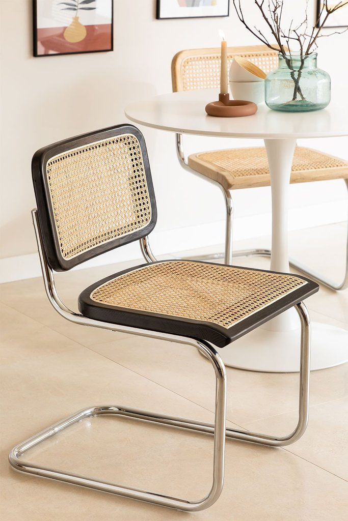 Rattan Dining Chair Tento, gallery image 1