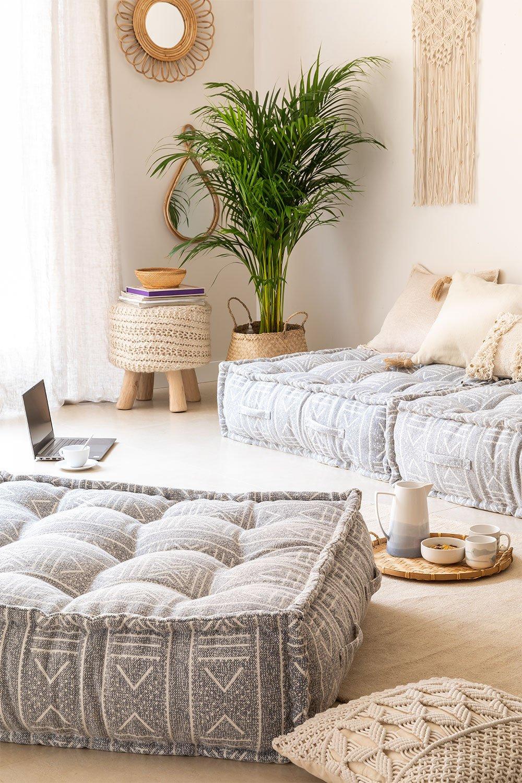 Modular Cotton Sofa Cushion Yebel , gallery image 1