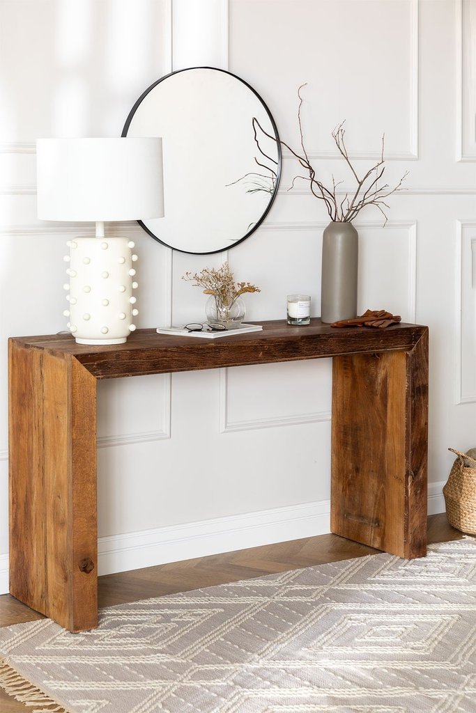 Recycled Wood Console  Ribe, gallery image 1