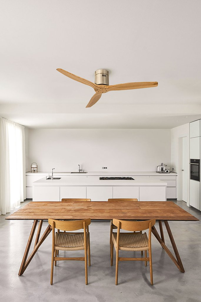 AIRCALM DC - Ultrasilent Winter - Summer Function Ceiling Fan - Create, gallery image 1