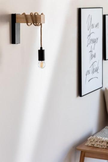 Wall Lamp Tina Natural