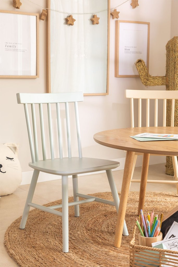 Shor Colors Kids Chair, gallery image 1