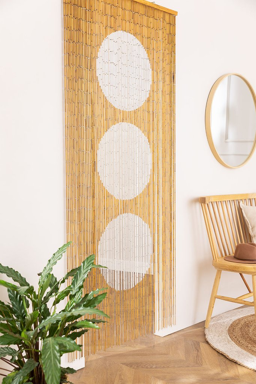 Cirkel Bamboo Curtain, gallery image 1