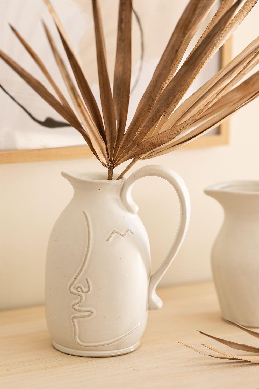 Aledi Ceramic Decorative Vase, gallery image 1