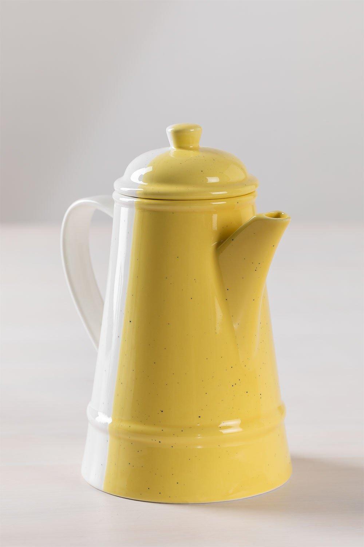 Ceramic Teapot 0.95 L Tracya, gallery image 1