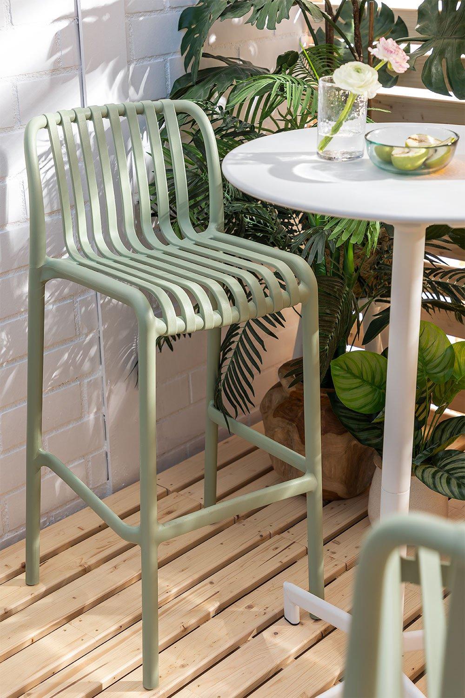 Garden High Stool Wendell , gallery image 1